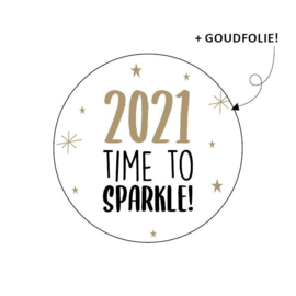 5 x kadosticker: 2021 time to sparkle!
