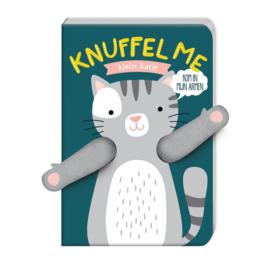 Boekje: knuffel me klein katje