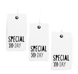 kado label 'special day'