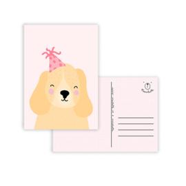 Kaart Hond