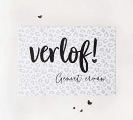 Postcard: VERLOF! geniet ervan