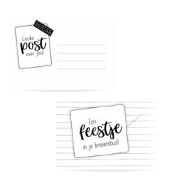 Envelop: leuke post voor jou