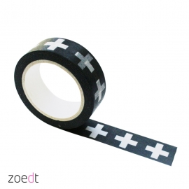Masking tape, grote plus