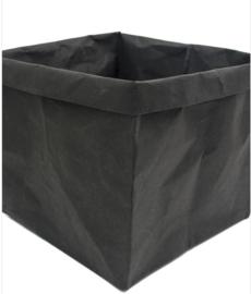 Paperbag zwart