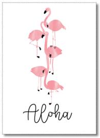 Postcard, Aloha