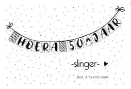 Slinger: hoera 50 jaar