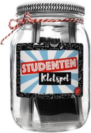Studenten kletspot 18+