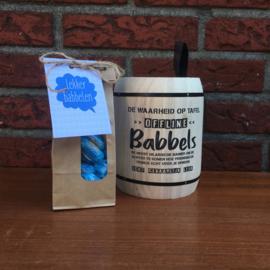 Kerst pakket: Babbels & babbelen