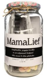 Kletspot 'MamaLief'