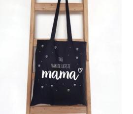 Tas van de liefste mama, inclusief mini kaartje