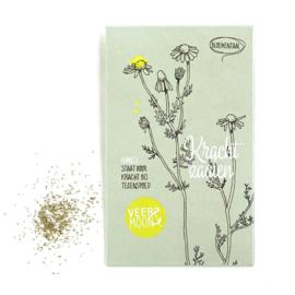 Zakje bloemenzaadjes: 'kracht zaaien'