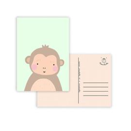 Kinder kaarten & stickers
