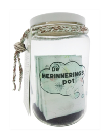 Herinnerings-pot