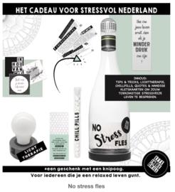 No stress fles :-)