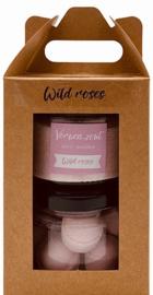 Giftset: wild roses
