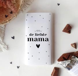 Chocolade wikkel: voor de liefste MAMA *