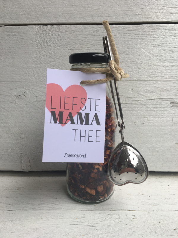 Liefste MAMA thee