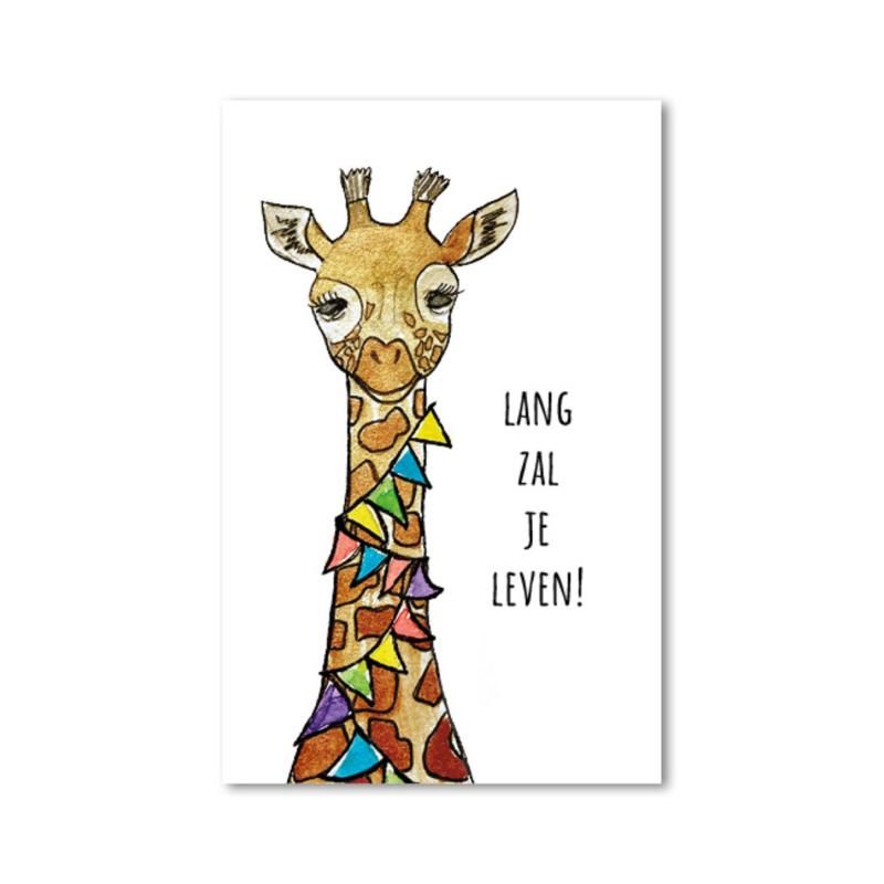 Minikaartje: lang zal je leven! (M)