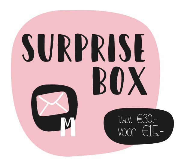 SURPRISE BRiEVENBUS-BOX M
