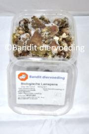 Bandit BIO gemalen lamspens hond 24 x 400 gram