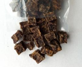 Konijnenvleesblokjes 750 gram