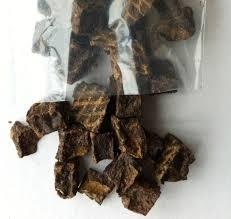 Hertenvleesblokjes 750 gram