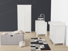 commode + bed Quax