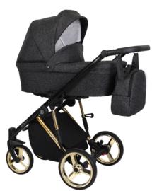 Kinderwagen MOLTO  Premium (vele kleuren)