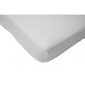 Hoeslaken bed wit (NX)