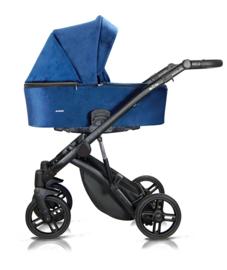 Kinderwagen Velvet  (vele kleuren)
