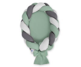 Babynest / cocoon 2IN1 green