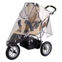 Regenhoes  voor 3 wieler & buggy