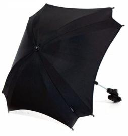 parasol vierkant zwart brede buizen