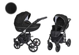 Kinderwagen Sport Mila (vele effen kleuren) 3in1