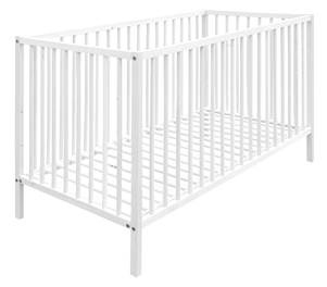 Babybed beuk wit