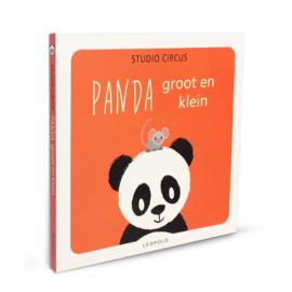 Boek Panda groot en klein