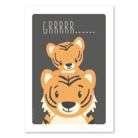 A6 Tiger Familie 'grrrrr......'