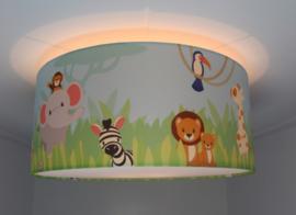 Plafondlamp Jungledieren