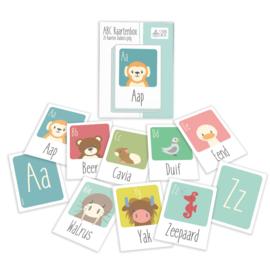 ABC kaartenbox