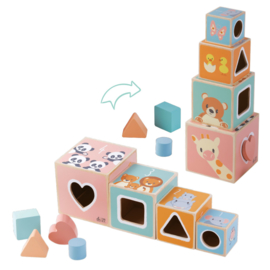 30309 Stacking cubes