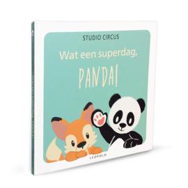 Boek Wat een superdag, Panda!