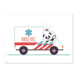 A6 Panda Ambulance
