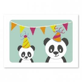 A6 Pandas flags