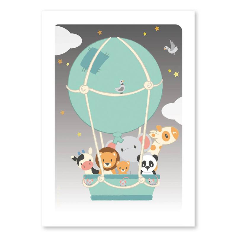 A6 Hot Air Balloon