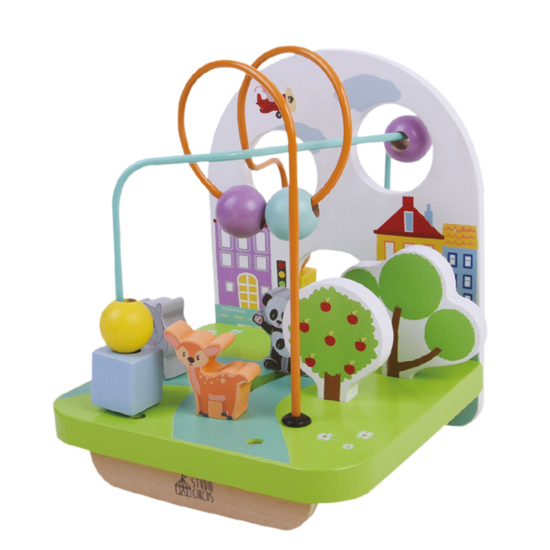 30310 Forest activity cube