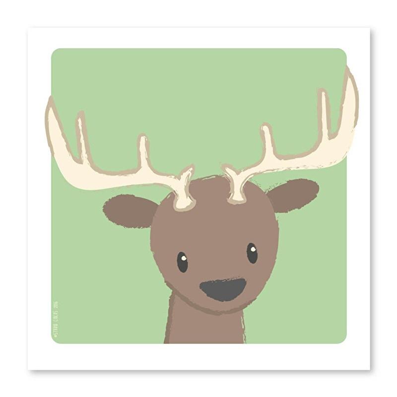 21X21 Deer