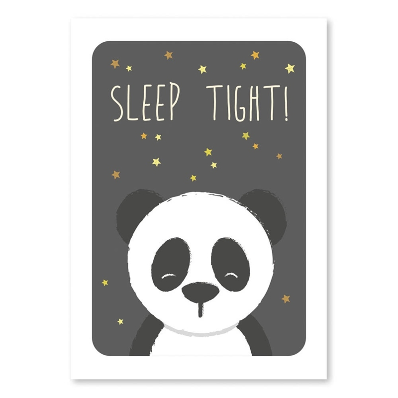 A6 Panda 'sleep tight'