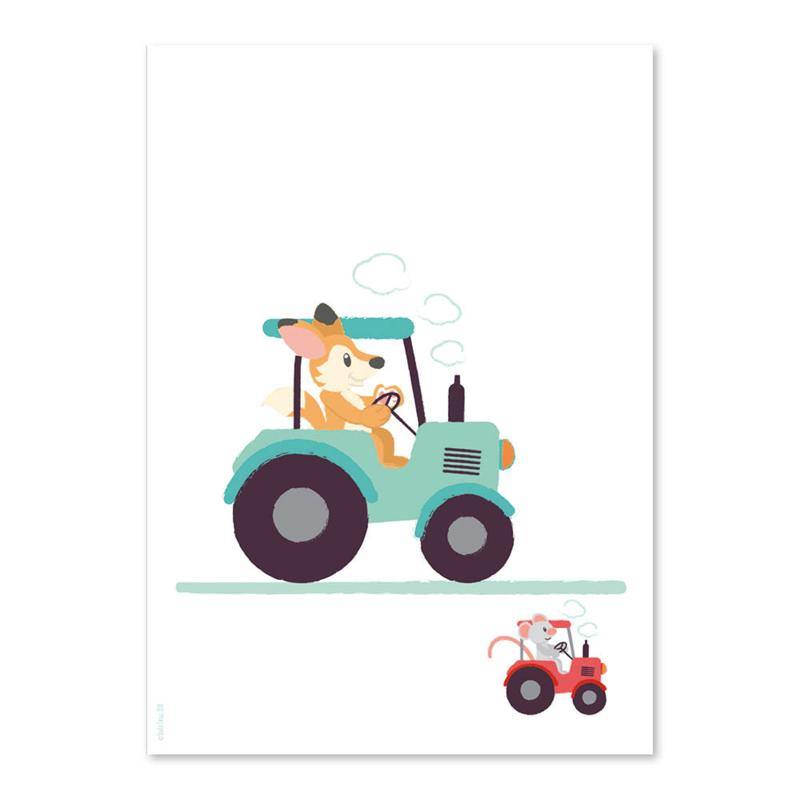 A6 Fuchs Traktor