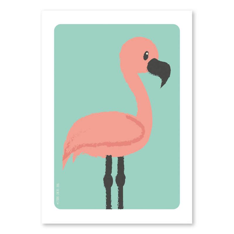 A6 Flamingo