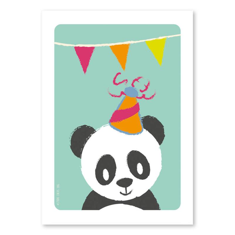A6 Panda party